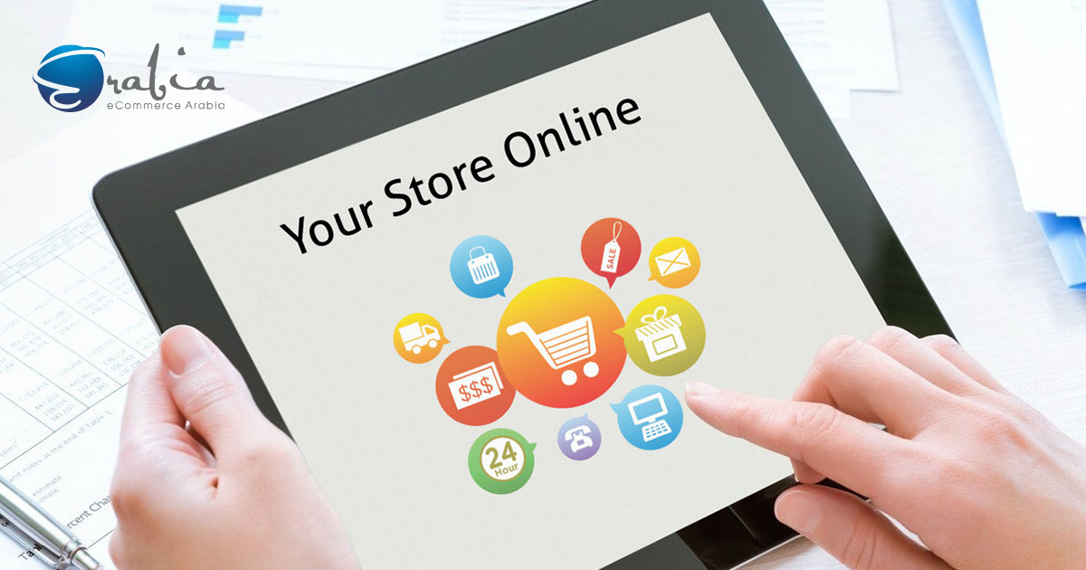 Erabia - eCommerce Arabia - Your Store    Online!